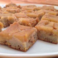 Bocaditos de hojaldre de manzana sin gluten | NuriaRoura.com