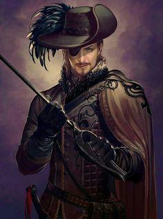 Image result for D&D river boat pirate slaver
