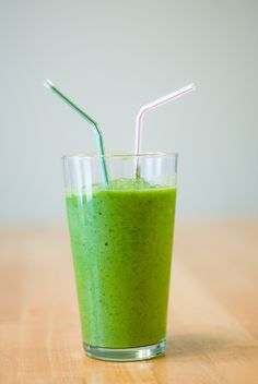 St. Patrick's Day Smoothie *****we made these for St. Patrick's Day last year and the kids loved them!!!*****