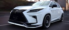 Lexus RX Wide Body Kit by Artisan Spirits  (9)