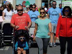 En A Illa se realiza ejercicio físico hasta con los carritos de bebés - Contenido seleccionado con la ayuda de http://r4s.to/r4s