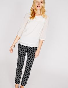 I've spotted this @BodenClothing Aimee Top