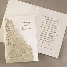 29 Best Laser Cut Wedding Invitations Images Laser Cut Invitation