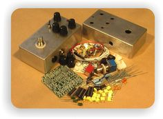 DIY guitar pedals and kits