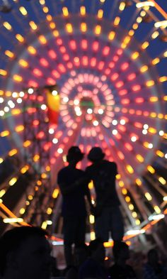 Ferris Wheel at Sziget Festival