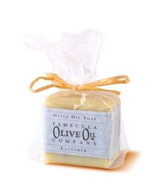 I love this soap. Temecula Olive Oil - Lavender Almond Oil Soap | Temecula Olive Oil Company