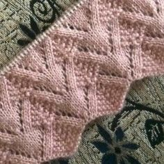Knitting Stiches, Baby Knitting Patterns, Lace Knitting, Stitch Patterns, Knit Crochet, Knit Baby Sweaters, How To Purl Knit, Arm Knitting, Knitting For Beginners