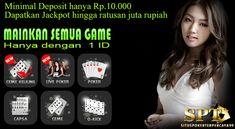 Situspokerterpercaya99 merupakan Situs Agen Judi Capsa Online Terbaik dan Resmi yang ada di Indonesia dengan minimal deposit 10rb.