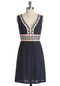 Stitching Stories Dress, #ModCloth