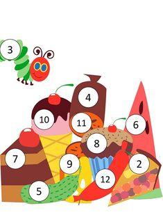 The Very Hungry Caterpillar Theme Activities - The Very Hungry Caterpillar Activities, Chenille, Fun Crafts, Preschool, Fun Diy Crafts, Fun Activities, Kid Garden, Kindergarten, Preschools