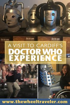 Visited the Dr. Who Experience just before the doors closed forever on this Cardiff attraction.