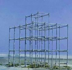Jungle gym from back in the day!