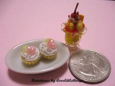 Miniatures par Je aime Little Things: Mars 2009