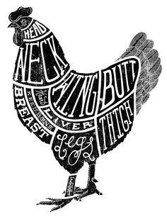 Some Fantastic chicken art