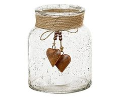 64 DIY Easy and Unique Mason Jar Decorations Glasses Mason jars; mason jar crafts for kids; home decoration; Mason jars for wedding. Pot Mason Diy, Mason Jar Crafts, Diy Crafts Jars, Crafts With Glass Jars, Chalk Paint Mason Jars, Painted Mason Jars, Rustic Mason Jars, Diy Home Decor Projects, Diy Projects To Try