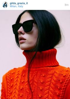 #SNAPSHOP: The Chunky Turtleneck   Visual Therapy
