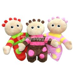 Kids Toy: In the Night Garden Tombliboos Doll Plush Toys Cool Gifts For Kids, Night Garden, 4 Year Olds, Wooden Toys, Kids Toys, Action Figures, Best Gifts, Plush, Teddy Bear