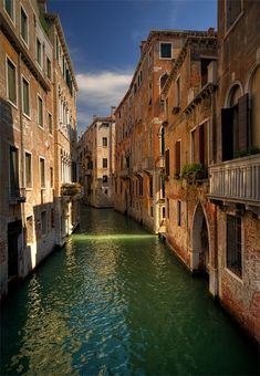 Venice, silent town without cars (no white noise), the only town in the world where is impossible to take bad picture - every sight, every angle, every light and shadow is magic.