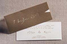 Προσκλητήρια γάμου By la Follia #bylafollia, #gamos, #prosklitiria Place Cards, Wedding Invitations, Place Card Holders, Weddings, Cards, Wedding Invitation Cards, Mariage, Wedding, Marriage