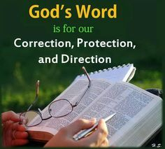 """God's Word... For Correction, Protection, and Direction! From Higher Criticism and Unconverted Liberal Christians! From the Hypocrisies of the so-called """"Christian"""" Right! From Islamic Attacks! From Atheism, FALSE Science, and Secularism! From Catholicism and their Manmade Traditions! From the NON-CHRISTIAN Cults (Mormonism, JWs, etc.)! From ALL forms of Postmodernism!!!"""