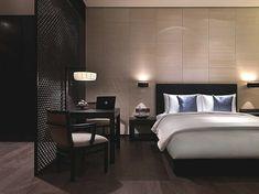Wonderful Minimalist Villa 2013 for Your Concept : Creative Bedroom Decorating Idea In Minimalist Villa Interior