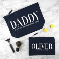 Just love Gifts is an online store specialising in Personalised Gifts For Him & Her. We sell an extensive range of Personalised Wedding & Anniversary Gifts. Personalized Fathers Day Gifts, Daddy Gifts, Personalized Wedding, Gifts For Dad, Wedding Gifts For Bridesmaids, How Many Kids, Wash Bags, Love Gifts, 60 Degrees