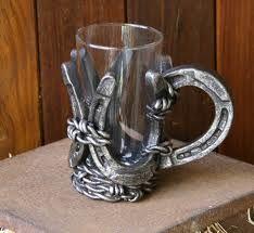 Horse Shoe Mug!