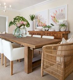 20 MODELS DINING ROOMS - SALAS DE JANTAR