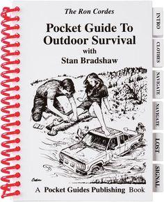 Pocket Guide To Outdoor Survival - Dragon's Breath Armory