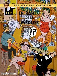 Le bar de la Méduse:
