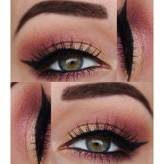 Meagan @megsmakeupxo Instagram photos | Webstagram For inspiration Mac Cranberry! Used UD Half Baked on the lid, and a little bit of Sketch on the outter corner Read more at http://web.stagram.com/n/megsmakeupxo/#EF8zfiC5ipQd7Pvx.99