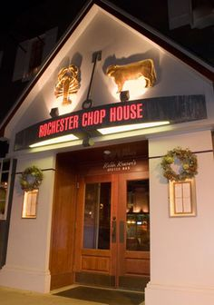 RochesterChopHouse5 Love the food