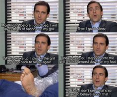 One of my favorite moments from The Office.