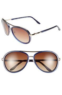 BCBGMAXAZRIA 'Divine' 59mm Sunglasses