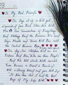 Friendship quotes - Miss u Janam Dostet Daram✔ Missing Best Friend Quotes, Happy Birthday Best Friend Quotes, Birthday Wishes Quotes, Bestest Friend, School Life Quotes, Real Friendship Quotes, Friendship Day Wishes, Besties Quotes, Bffs