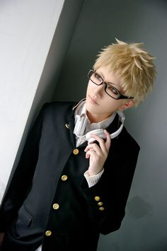 tsukishima cosplay - Google Search