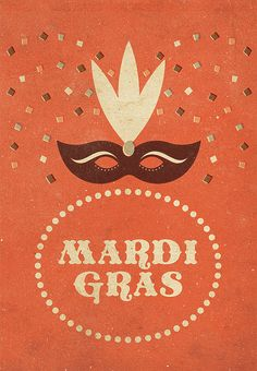 Mardi Gras by Zara Picken