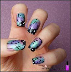 Papillons holographiques