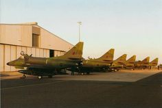 Since you are all enjoying my A-4 ride photos, here are some more from a differnt day. 1993, flew from Darwin back to Nowra via Townsville (for gas). We had all 6 jets with us so got some nice formation shots on the 5 hour transit.