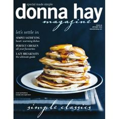 One of the best food magazines. Great photography and recipes.