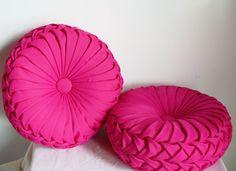 Handmade Pillows & Home Decor