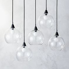 Kitchen Lights: Click pin to go straight to manufacturer site// firefly pendant light  | CB2
