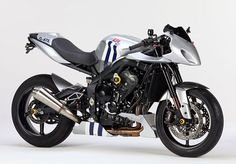 motographite: Triumph Street Triple TL 675 special by LSL  (I want my 675 looking like this beauty)