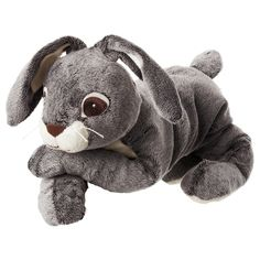 VANDRING HARE Soft toy - IKEA. Want for his forest animal nursery.