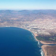 La magnifique vue sur Agadir  by alleedesroses instagramers I like