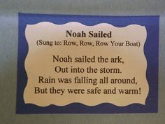 The Stuff We Do: Christopher Columbus & Noah's Ark