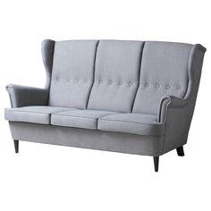 STRANDMON 3:n istuttava sohva - IKEA