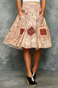 Map skirt