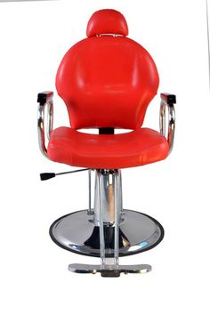exacme reclining recline hydraulic barber chair salon beauty spa shampoo red features heavy duty steel frame easy to install assembly required beauty salon styling chair hydraulic