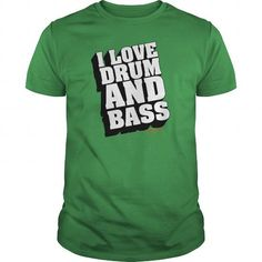 I Love Drum And Bass